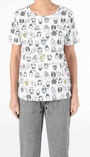 تی شرت زنانه Colins